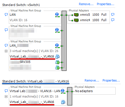 Veeam Sure Backup - vSphere 2. Networking
